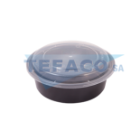 Τ54-round-pp-microwave-container-700ml-dome-lid